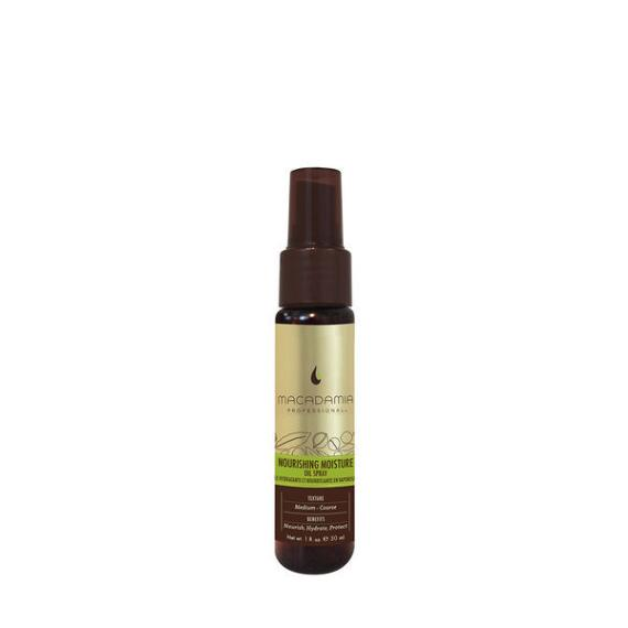 Macadamia Professional Nourishing Moisture Spray Oil Travel Size