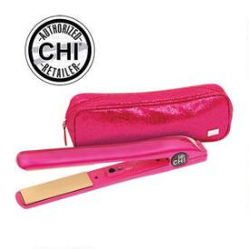 bbCHI Pink Sparkle Ceramic Iron