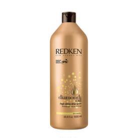 Redken Diamond Oil High Shine Shampoo & Redken Shampoo