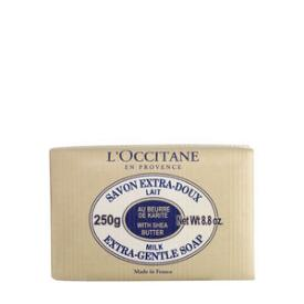 L'OCCITANE Shea Butter Extra-Gentle Soap - Milk