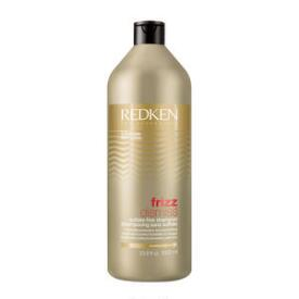 Redken Frizz Dismiss Sulfate Free Shampoo,  Redken Professional Hair Products & Salon Shampoo