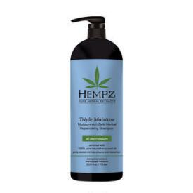 Hempz Triple Moisture Moisture-rich Daily Herbal Replenishing Shampoo