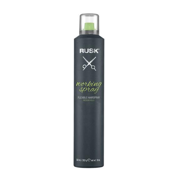 RUSK Working Spray Flexible Hairspray