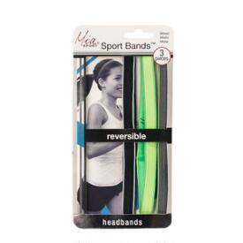 Mia Sport Reversible Sport Bands