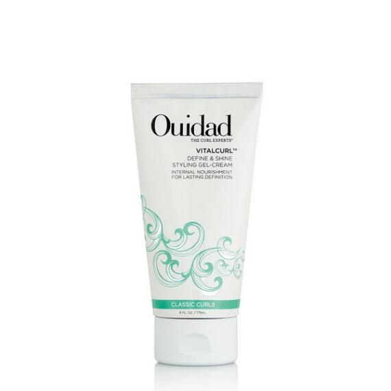 Ouidad VitalCurl Define and Shine Styling Gel-Cream