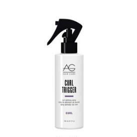 AG Curl Trigger Spray & Flat Iron Hair Spray