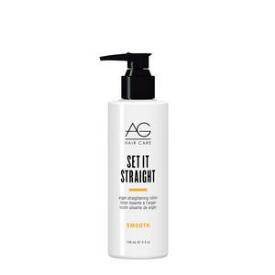 AG Set it Straight Hair Lotion & AG Hair Straightening Lotio