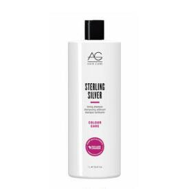 AG Sterling Silver Shampoo & Salon Shampoo For Blonde Hair