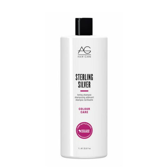 AG Sterling Silver Shampoo