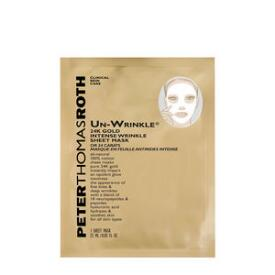Peter Thomas Roth 24K Gold Sheet Mask