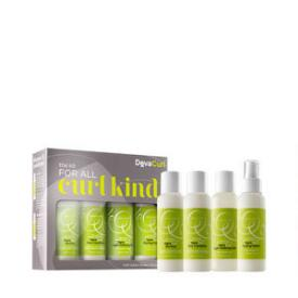 DevaCurl The Kit for All Curl Kind & Salon Hair Products