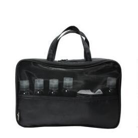 6ef79b2bbd Modella Basics Black Fitted Weekender