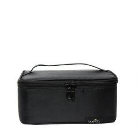 Modella Basics Black Train Case