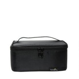 Modella Basics Black Train Case