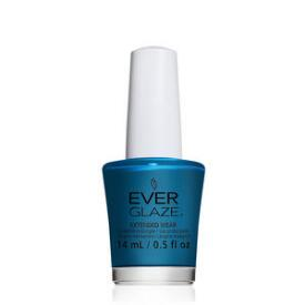 China Glaze EverGlaze Nail Lacquer - Blues and Greens