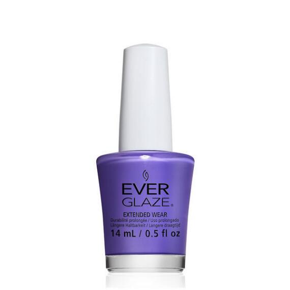 China Glaze EverGlaze Nail Lacquer - Purples