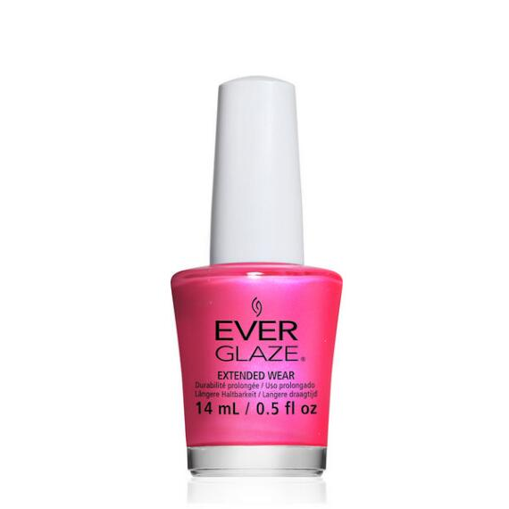 China Glaze EverGlaze Nail Lacquer - Pinks and Corals