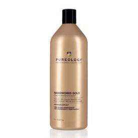 Pureology NanoWorks Gold Conditioner & Pureology Hair Conditioner