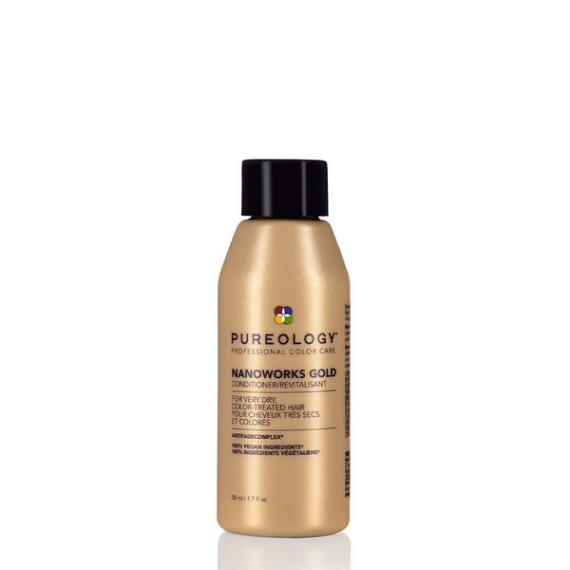 Pureology NanoWorks Gold Conditioner Travel Size