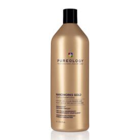 Pureology NanoWorks Gold Shampoo for Color Treated Hair