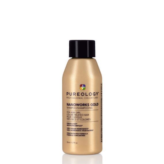 Pureology NanoWorks Gold Shampoo Travel Size