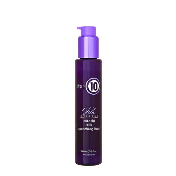 Its a 10 Miracle Silk Express Smoothing Balm