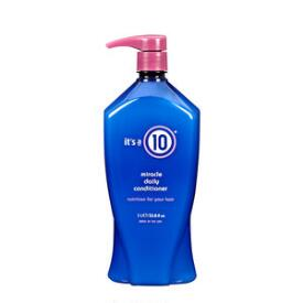 It's a 10 Miracle Daily Hair Conditioner for Color Treated Hair