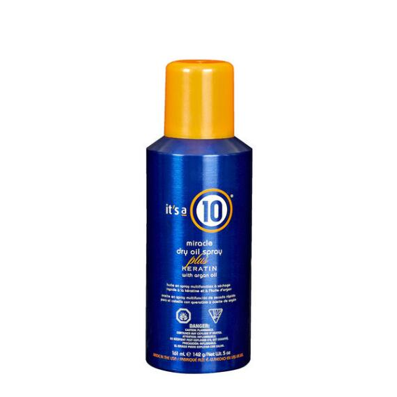 Its a 10 Miracle Dry Oil Plus Keratin With Argan Oil