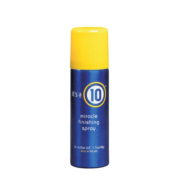 Its a 10 Miracle Finishing Spray Travel Size