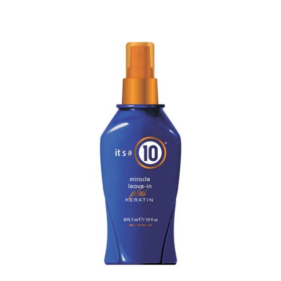 Its a 10 Miracle Leave-In Plus Keratin