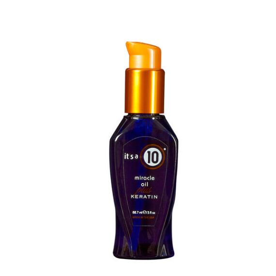Its a 10 Miracle Oil Plus Keratin