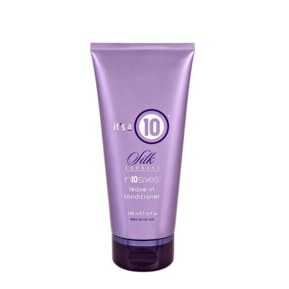 Its a 10 Miracle Silk Express In10Sives Conditioner