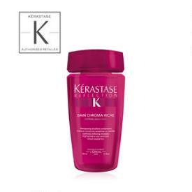 Kerastase Reflection Bain Chroma Riche Shampoo & Kerastase Shampoo