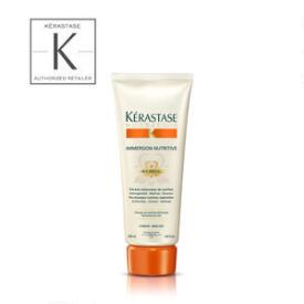 Kerastase Nutritive Immersion Nutritive Shampoo & Kerastase Shampoo
