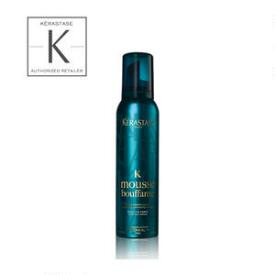 Kerastase Mousse Bouffante Volumizing Hair Spray & Kerastase Hair Styling Products