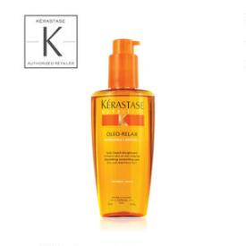 Kerastase Nutritive Serum Oleo Relax & Kerastase Anti Frizz Serum