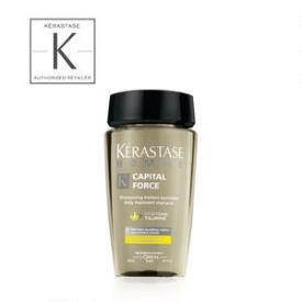Kerastase Homme Bain Capital Force Energetique Shampoo