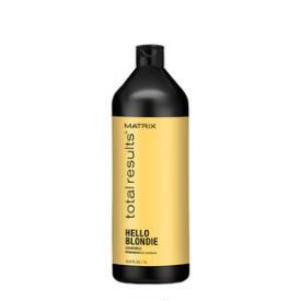 Matrix Total Results Hello Blondie Shampoo & Salon Moisturizing Shampoo