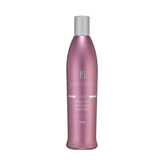 RUSK Bright Chamomile and Lavender Brightening Shampoo