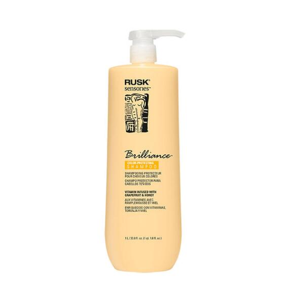RUSK Brilliance Grapefruit and Honey Color Protecting Shampoo