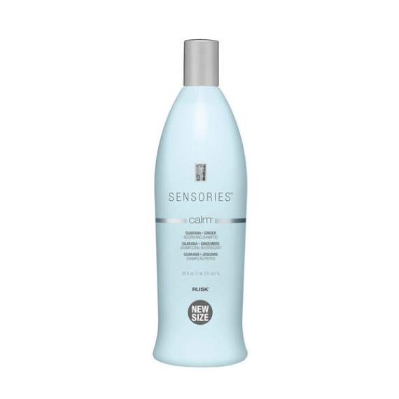 RUSK Calm Guarana and Ginger Nourishing Shampoo
