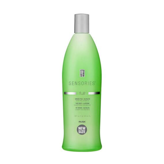 RUSK Full Green Tea and Alphalfa Bodifying Shampoo