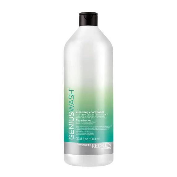 Redken Genius Wash Cleansing Conditioner for Medium Hair