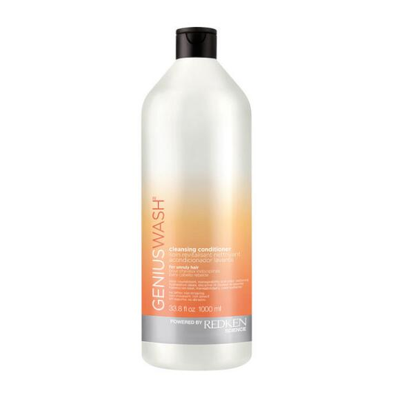 Redken Genius Wash Cleansing Conditioner for Unruly Hair