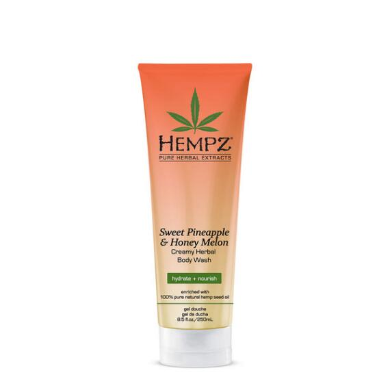 Hempz Sweet Pineapple and Honey Melon Herbal Body Wash