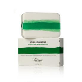 Baxter of California Vitamin Cleansing Bar - Italian Lime / Pomegranate