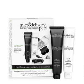 philosophy microdelivery detoxifying oxygen peel