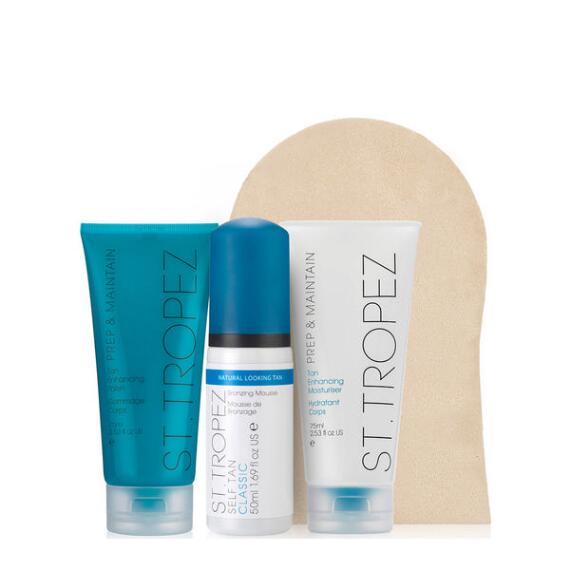 St. Tropez Self Tan Starter Kit