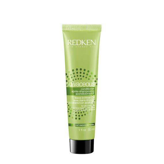 Redken Curvaceous Conditioner for Curly Hair Travel Size