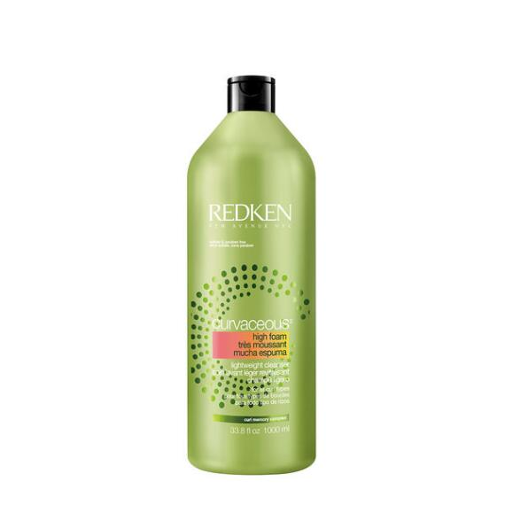 Redken Curvaceous High Foam Shampoo for Curly Hair